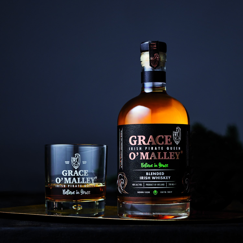 Whisky Grace O'Malley - B'oak Création